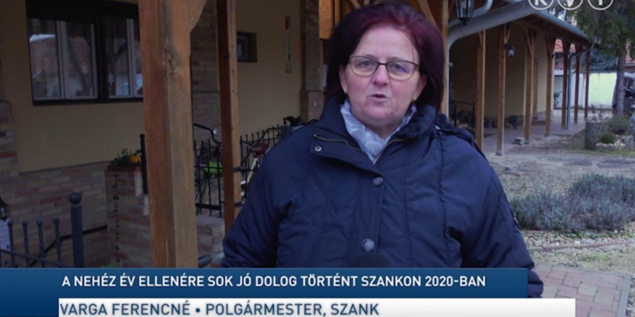 A NEHÉZ ÉV ELLENÉRE SOK JÓ DOLOG TÖRTÉNT SZANKON 2020-BAN