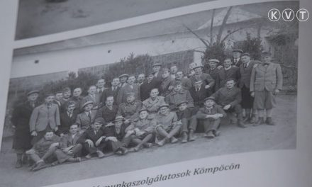 1944-BEN A KISKUNMAJSAI ZSIDÓKAT IS A KÖMPÖCI GETTÓBÓL SZÁLLÍTOTTÁK AUSCHWITZ-BIRKENAUBA